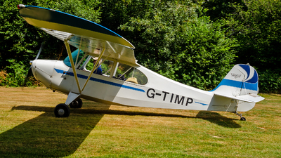 G-TIMP - Aeronca 7BCM Champion - Private