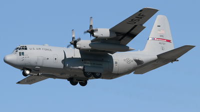 94-6707 - Lockheed C-130H Hercules - United States - US Air Force (USAF)