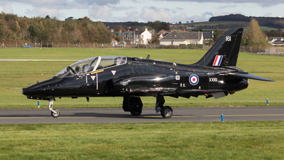 XX161 - British Aerospace Hawk T.1W - United Kingdom - Royal Navy