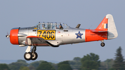 N465SH - North American AT-6C Texan - Private