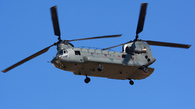 2508 - Boeing CH-47F Chinook - United Arab Emirates - Air Force