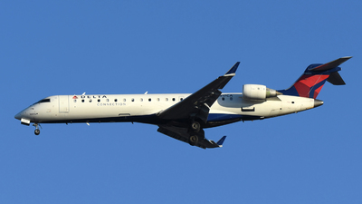 N317CA - Bombardier CRJ-701 - Delta Connection (GoJet Airlines)