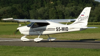 S5-MID - Tecnam P2008 - Private