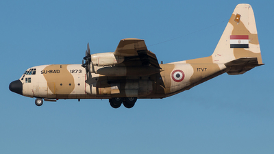 1273 - Lockheed C-130H Hercules - Egypt - Air Force