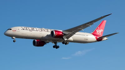 G-VOWS - Boeing 787-9 Dreamliner - Virgin Atlantic Airways