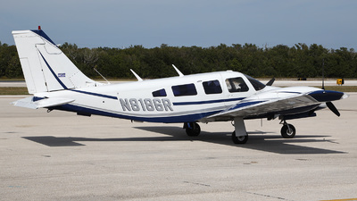N8186R - Piper PA-34-200T Seneca II - Conch Republic Airforce