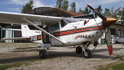 SP-ASK - Cessna U206G Stationair - Private