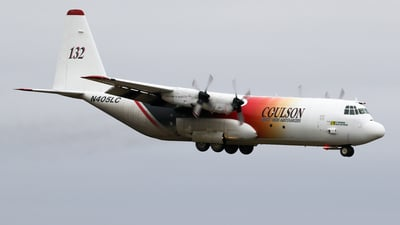 N405LC - Lockheed L-100-30 Hercules - Coulson Flying Tankers