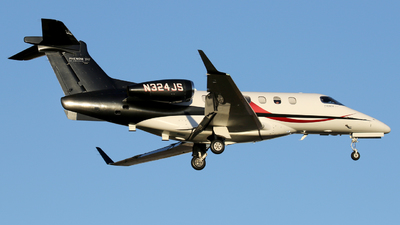 N324JS - Embraer 505 Phenom 300 - Private