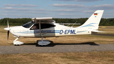 D-EPML - Tecnam P2008 - Private