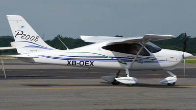 XB-OEX - Tecnam P2008 - Private