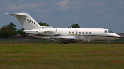 N699AK - Raytheon Hawker 4000 Horizon - Talon Air
