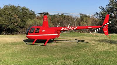 N424CR - Robinson R44 Raven II - Private