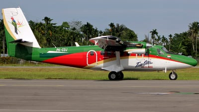 PK-CDJ - Viking DHC-6-400 Twin Otter - Rimbun Air