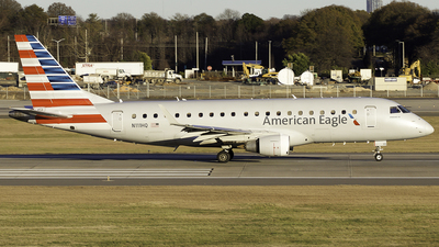 N111HQ - Embraer 170-200LR - American Eagle (Republic Airways)
