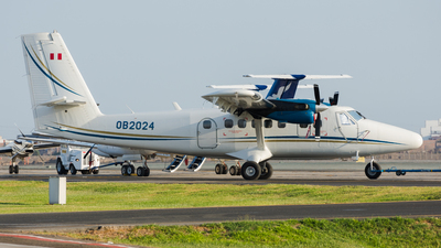 OB-2024 - Viking DHC-6-400 Twin Otter - Private