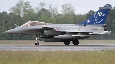 142 - Dassault Rafale C - France - Air Force