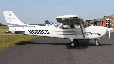 N688CS - Cessna 172S Skyhawk SP - Private