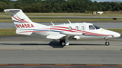 N145EA - Eclipse 500 - Private
