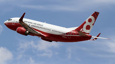 N138CG - Boeing 737-3H4 - Coulson Flying Tankers