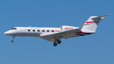 N805VZ - Gulfstream G450 - Private