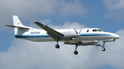 N243DH - Fairchild SA227-AT Expediter - Ameriflight