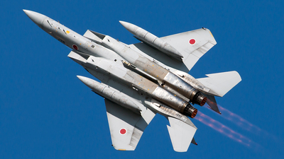 32-8827 - McDonnell Douglas F-15J Eagle - Japan - Air Self Defence Force (JASDF)