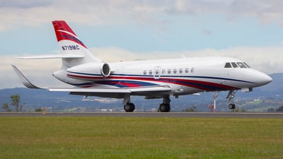 N719MC - Dassault Falcon 2000S - Private