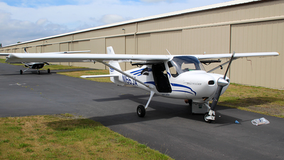 N166JA - Cessna 162 SkyCatcher - Private