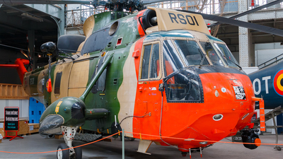 RS-01 - Westland Sea King Mk.48 - Belgium - Air Force