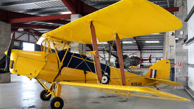 N3549 - De Havilland DH-82A Tiger Moth - Private