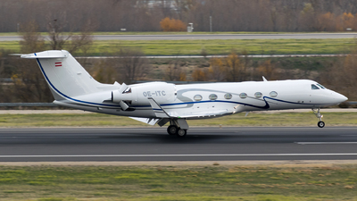 OE-ITC - Gulfstream G450 - Private