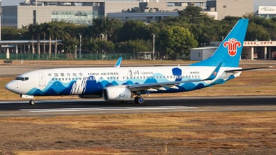 B-6069 - Boeing 737-81B - China Southern Airlines