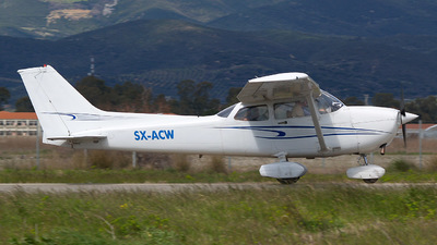 SX-ACW - Reims-Cessna F172P Skyhawk II - Private