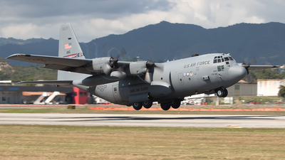 86-0419 - Lockheed C-130H Hercules - United States - US Air Force (USAF)