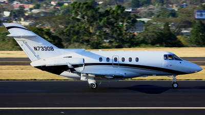 N733DB - Hawker Beechcraft 900XP - Private