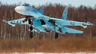RF-95510 - Sukhoi Su-27P Flanker - Russia - Air Force