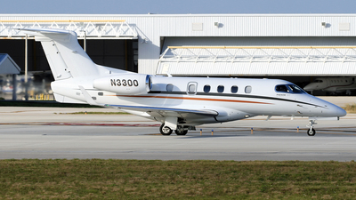 N3300 - Embraer 505 Phenom 300 - Private