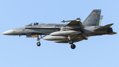 188744 - McDonnell Douglas CF-188 Hornet - Canada - Royal Canadian Air Force (RCAF)