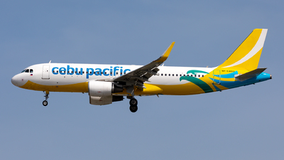 RP-C4103 - Airbus A320-214 - Cebu Pacific Air