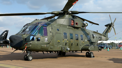 ZK001 - Agusta-Westland Merlin HC.3 - United Kingdom - Royal Navy