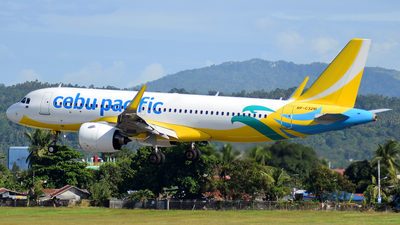 RP-C3281 - Airbus A320-271N - Cebu Pacific Air