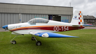 OO-154 - Vans RV-9A - Private