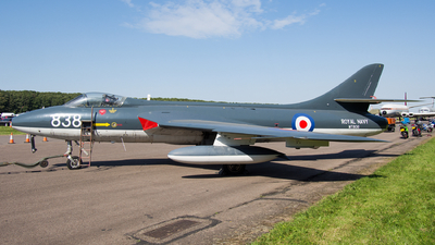WT806 - Hawker Hunter GA.11 - United Kingdom - Royal Navy