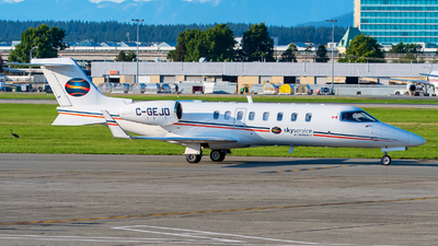 C-GEJD - Bombardier Learjet 45 - Skyservice Business Aviation