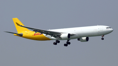 EI-HEC - Airbus A330-322P2F - Air Hong Kong (ASL Airlines)
