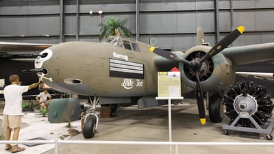 43-22200 - Douglas A-20G Havoc - United States - US Army Air Force (USAAF)