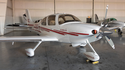 N22XD - Cirrus SR22 - Private