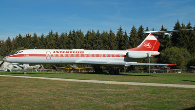 DDR-SCK - Tupolev Tu-134A - Interflug