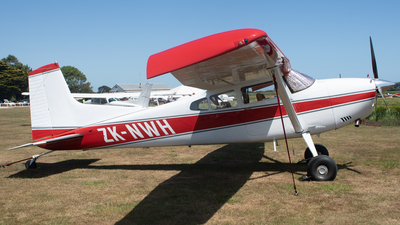 ZK-NWH - Cessna A185F Skywagon - Private
